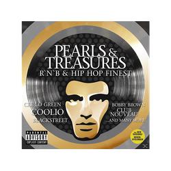 VARIOUS - Pearls & Treasures: R N B Hip Hop Finest (CD)