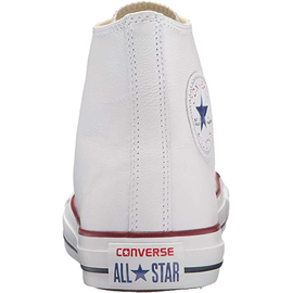 Converse Chuck Taylor All Star Leather High Top white 45