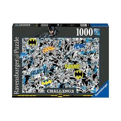 Ravensburger Puzzle Puzzle Batman Challenge, 1.000 Teile, Puzzleteile