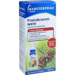 KLOSTERFRAU Franzbranntwein Latschenk.Dosierfl. 200 ml