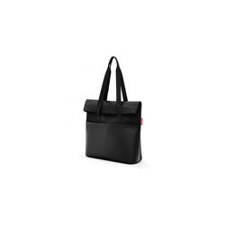 REISENTHEL® Beuteltasche Falttasche foldbag, Falttasche schwarz