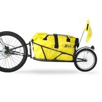 Croozer BOB Yak für 28-29 Zoll inkl. SSP und BOB Bag gelb