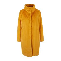 Teddy-Mantel Damen Größe: 40