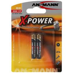 AAAA Alkaline Batterie LR61 AAAA 41,5 x 8,3mm im 2er Pack