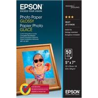 Epson Photo Paper Glossy - 13x18cm - 50 Blätter
