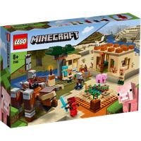 Lego Minecraft Der Illager-Überfall 21160
