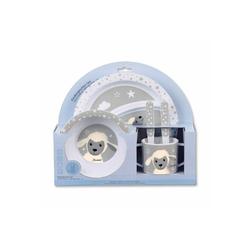 Sterntaler® Kindergeschirr-Set Kindergeschirr Set Stanley 5-teilig (5-tlg), Kunststoff