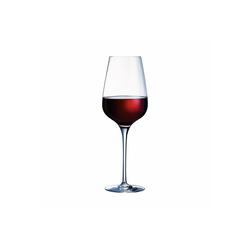 Chef & Sommelier Rotweinglas Sublym, Krysta Kristallglas, Weinkelch Weinglas 550ml Krysta Kristallglas transparent 6 Stück Ø 9.2 cm x 26 cm