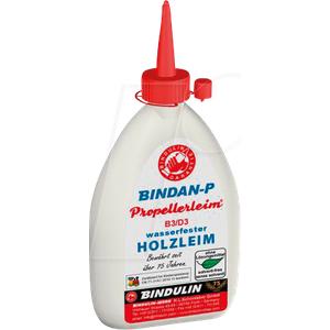 BINDAN P 100G - Holzleim, Propellerleim, Bindan P, 100 g