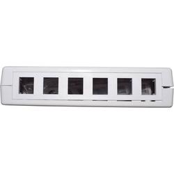 KOMOS 0.1800-90 Netzwerk-Patchbox