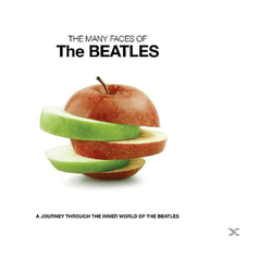 The Beatles, VARIOUS - Many Faces Of Beatles (CD)