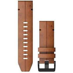 QuickFit 26-Uhrenarmbänder Braunes Leder