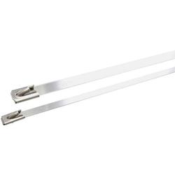 WKK 5452 EDELSTAHL(304) 290x4,6mm Kabelbinder 290mm 4.60mm Stahl