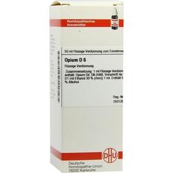 OPIUM D 6