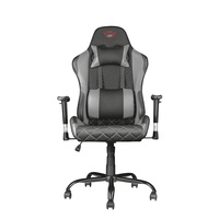 Trust GXT 707R Resto Gaming Chair grau / schwarz