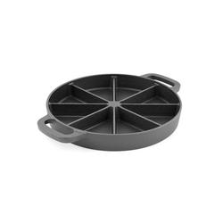 BBQ-Toro Grillpfanne BBQ-Toro Gusseisen Maisbrotpfanne mit 8 Grillzonen, Ø 21,5 cm