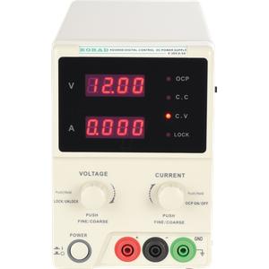 KD3005D - Labornetzgerät, 0 - 30 V, 0 - 5 A, stabilisiert