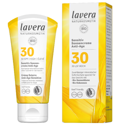 Lavera Sensitiv Sonnencreme Anti-Age LSF 30 50 ml