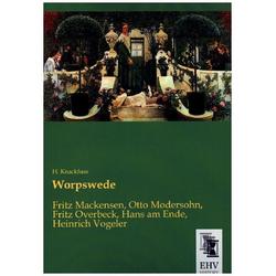 Worpswede als Buch von H. Knackfuss