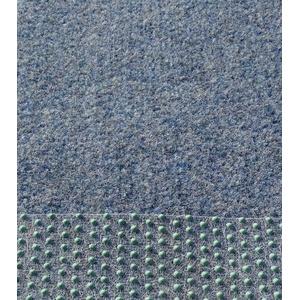 Kunstrasen, Rasenteppich,133/200 /400 cm Breite, blau-grau, (400 x 400 cm)