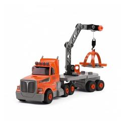 Smoby Spielzeug-LKW Smoby Spielzeug-Lastwagen BLACK+DECKER