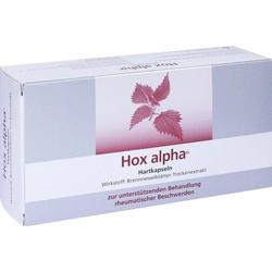 Hox alpha