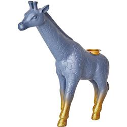 "rice Kerzenständer Kerzenhalter ""Giraffe"", B17 x T5 x H20 cm"