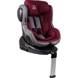 Auto-Kindersitz ISO 360, red rot