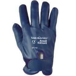 Ansell Handschuh VibraGuard® 07-112, Schnitt-, durchstich- und abriebfester Schutzhandschuh, 1 Paar, Größe 8