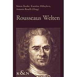 Rousseaus Welten - Buch