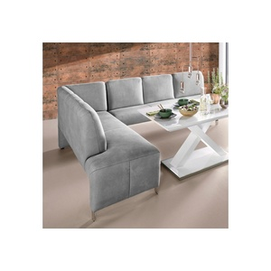 exxpo - sofa fashion Eckbank grau