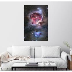 Posterlounge Wandbild, Der Orionnebel 61 cm x 91 cm