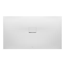 Villeroy & Boch Squaro Infinity Duschwanne Quaryl® 160 x 80 x 4 cm… Grau (matt)