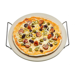 Pizzasteinplatte CAPRESE(D 33 cm)