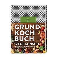 Grundkochbuch Vegetarisch - Buch
