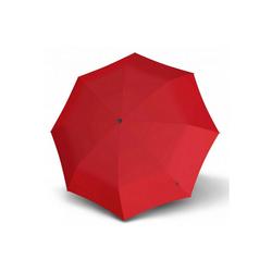 Knirps® Taschenregenschirm A.200 M Duomatic Taschenschirm / Regenschirm rot