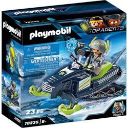 Playmobil® Spielfigur PLAYMOBIL® 70235 Arctic Rebels Eisscooter