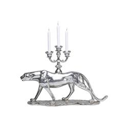 KARE Kerzenständer Kerzenständer Leopard