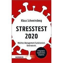 Stresstest 2020. Klaus Schweinsberg  - Buch