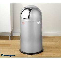 Wesco PUSHBOY , Inhalt: 50 Liter, Material: Hochwertiges Stahlblech pulverbes-