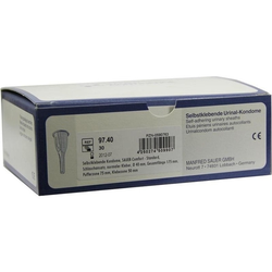 Selbstklebendes Kondom Comfort 9740