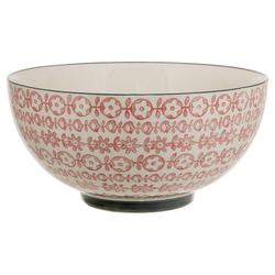 Bloomingville Müslischale Schale Cécile, Keramik, Keramik