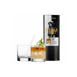Eisch Cocktailglas SECCO FLAVOURED Rum Cocktail 2er Set (4-tlg), Glas
