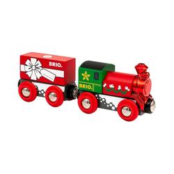 BRIO® Spielzeug-Eisenbahn Weihnachtszug