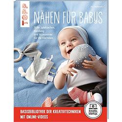 """Buch """"Nähen für Babys"""""""
