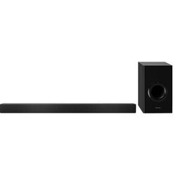 Panasonic SC-HTB510 2.1 Soundbar (Bluetooth, WLAN (WiFi), 240 W, mit kabellosem Subwoofer)
