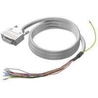 Weidmüller 1350500015 PAC-UNIV-D37F-F-1M5 SPS-Verbindungsleitung
