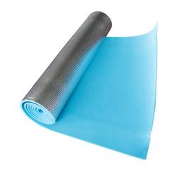 BigDean Isomatte Campingmatte 180x50cm ALU Isomatte Zeltmatte Schlafmatte Yogamatte Bodenmatte