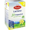 Töpfer Lactana Bio Folgemilch 2 600 g