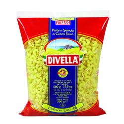 (1.98 EUR/kg) Divella Chifferini Lisci N°48  - 500 g